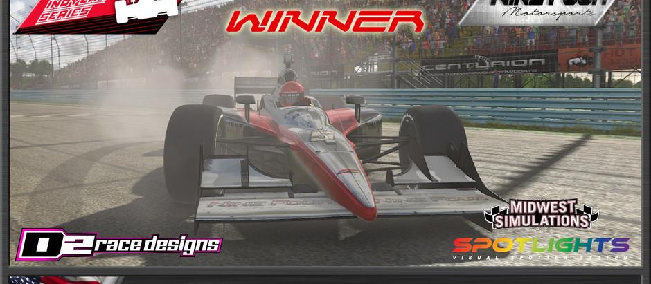 Watkins Glen Provides Exciting Round Nine of UCORA Throwback IndyCar Series