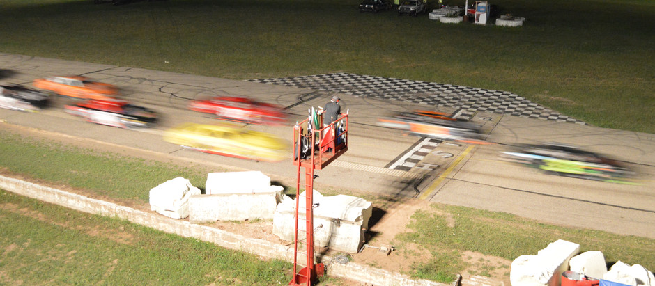 Werner Electric Night Provides Fully Charged Racing Action at Norway Speedway