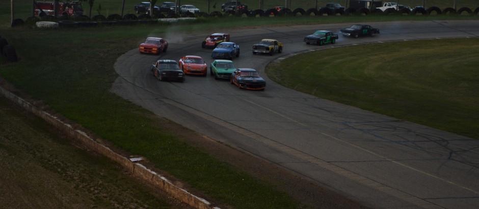 Gallery: Kaitlyn Schettler Flips and Wins at Norway Speedway