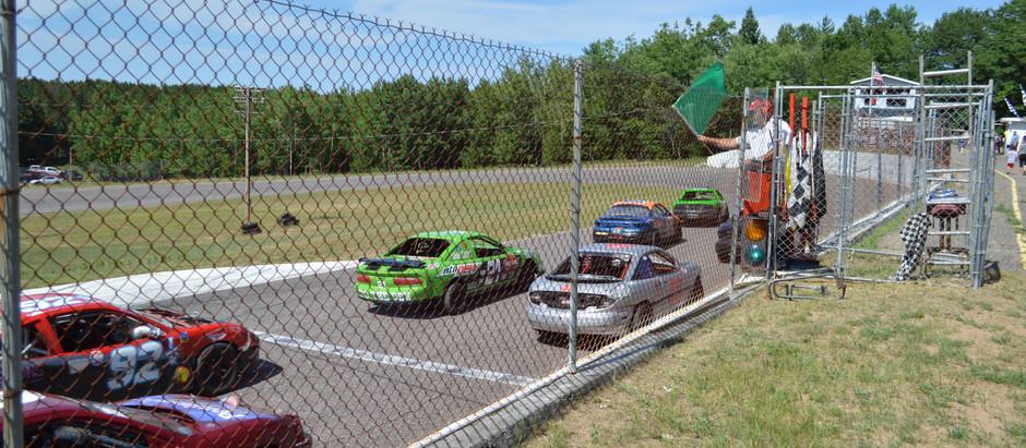A Great Show With Great Weather Entertain Fans at Sands Speedway 2019 Kids' Day