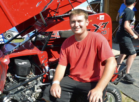 Driver Spotlight: Kyle Getchell