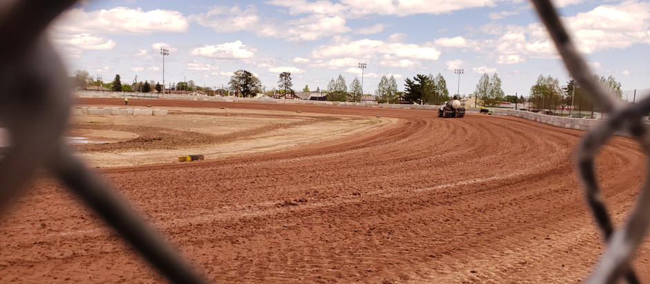 Drivers Get First Taste of New Track at UPIR