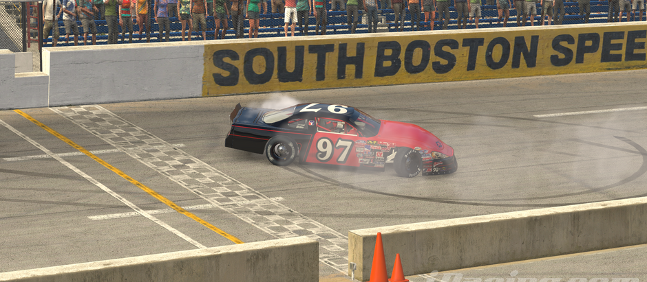 Iverson Dominates Round Two of 906 SIM League Spring Series