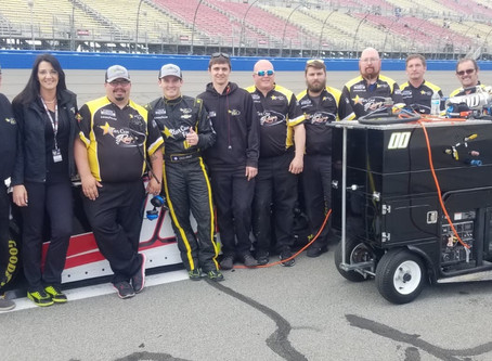 Duane Franklin: From Darkness to Light, the Path to a NASCAR Dream