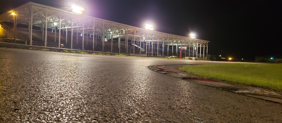 One Night At Norway Speedway: An Essay