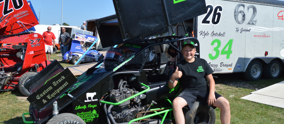 Driver Spotlight: Brennan Swanson
