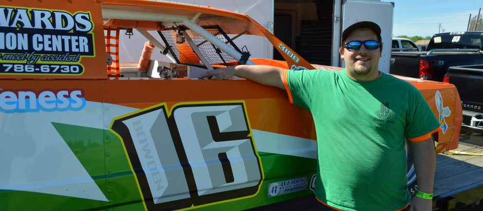 Driver Spotlight: Billy Bowden