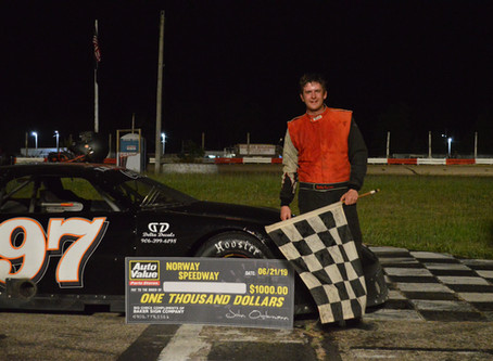 Driver Spotlight: Robby Iverson