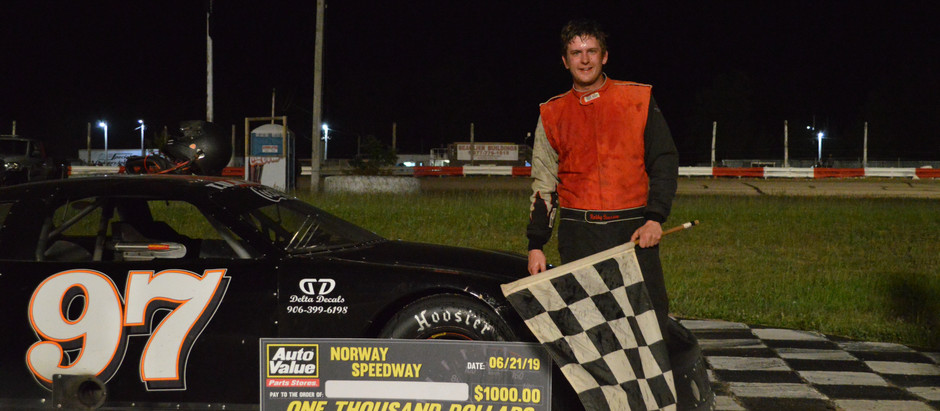 Iverson and Bray Win Big, but Controversy Reigns Supreme at  Norway Speedway