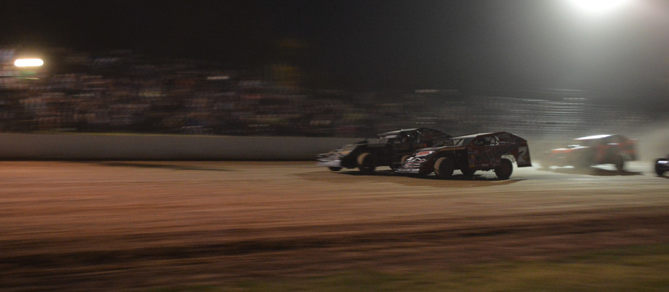 A Great Night of Racing Highlighted by B Mod Shootout at Eagle River Speedway