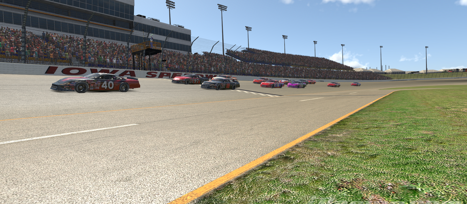Pit Call Wins Rose Round Three of 906 SIM League Spring Series