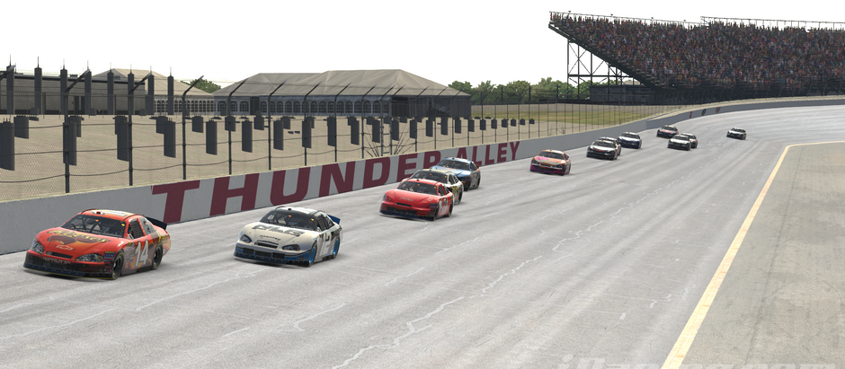 UCORA Throwback Cup Series Takes on The Rock