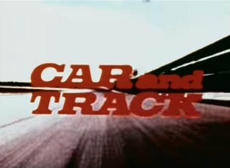 Car and Track with Bud Lindemann: An Essay