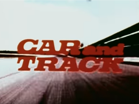 Car and Track with Bud Lindemann: An Essay