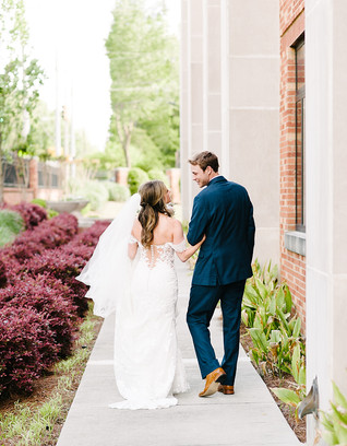 """That's Life!"" Frank Sinatra - COVID Wedding - Memphis, TN"