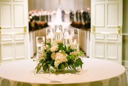modern luxury Memphis, tn wedding ceremony
