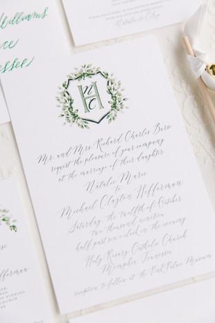 Elegant, Historic Museum Charm Wedding - Memphis, TN