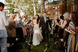 Wisteria Wedding on the River - Memphis, TN