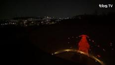 """TBS창사 29주년 특집, """"문화탱크-꽃나잇"""" #시간의 꽃 #진시영 #newmediaartist #허동혁 #composer"""