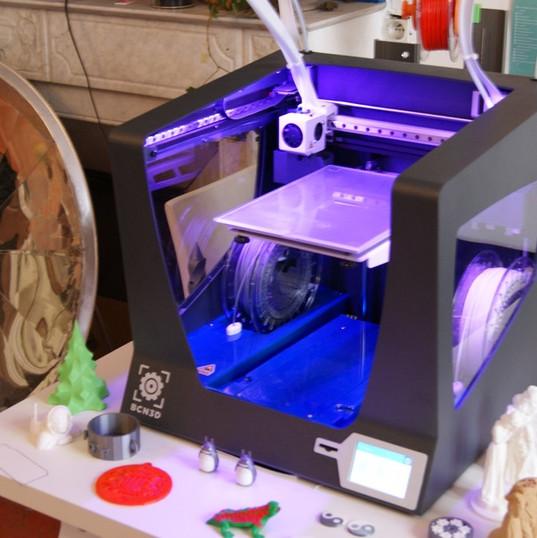 Imprimante 3D BCN3D Sima
