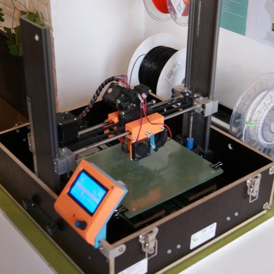Imprimante 3D Tobecca 2