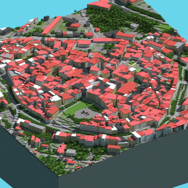 Craft ta Ville 2050