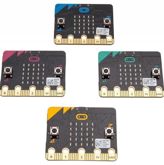 Cartes MicroBit