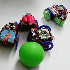 Petits Bots, robot connectés