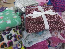 Katy Area Deputies Collect Pajamas for Domestic Abuse Victims
