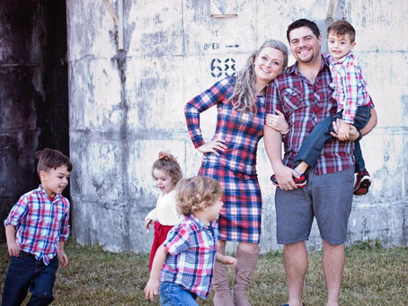Katy Families with Triplets, Twins, and More...Oh My!