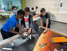 Katy ISD Offers Students Two Upcoming STEAM Events