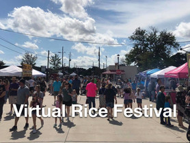 Katy's Rice Festival to Go Virtual for 40th Anniversary