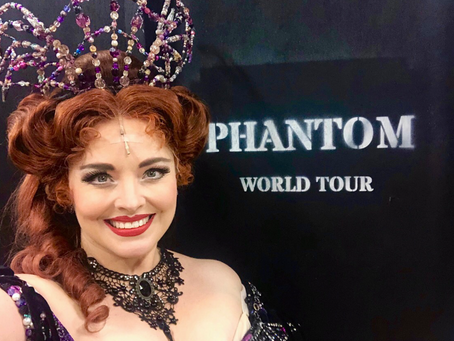 Katy Mom Returns Home After 'Phantom of the Opera World Tour'