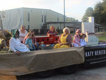 Katy Heritage Society Brings Vintage Fun with New Fall Carnival