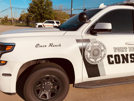 Fort Bend County Constable Focuses on Illegal Street Racing, Efficiency, Community Relations