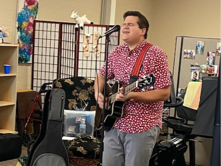Musicians Spread the Love of Music at a Local Katy Nonprofit