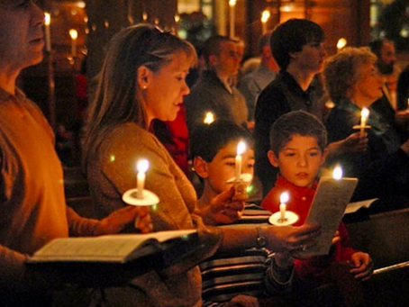 Katy Christmas Services and Church Activities Guide