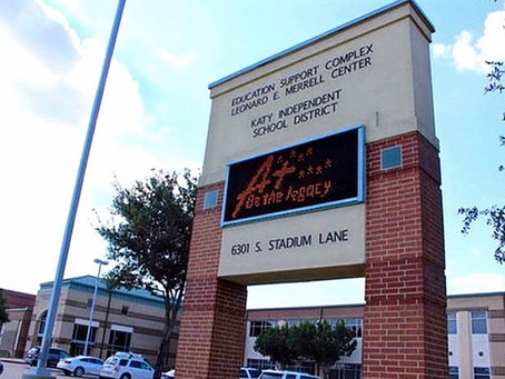 Katy ISD Board Calls for May Election, Announces Lifetime Achievement, Principal