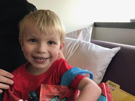 Katy Boy's Family Gets Donor Heart Call During Heart Run