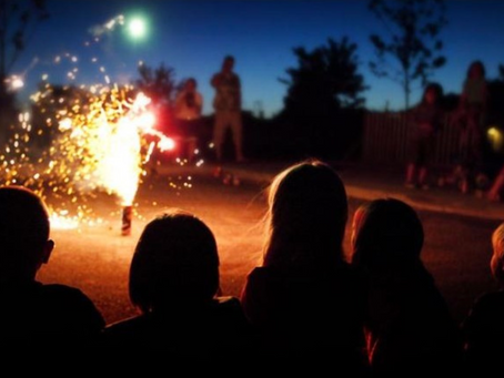 Firework Injuries Happen, Katy Officials Want You to Stay Safe