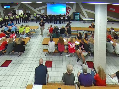 Katy ISD Police, Local Authorities Train to Keep Students Safe