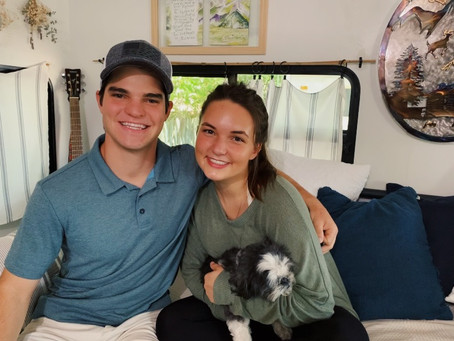 Tompkins Grads Renovate RV for College Living