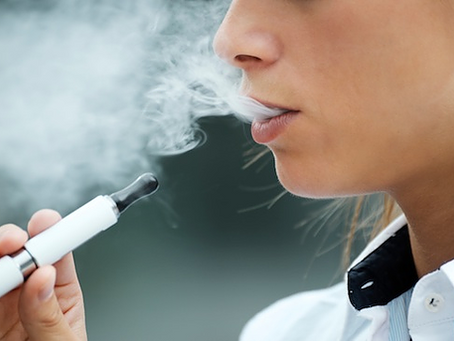 Vaping Health Hazards Increase and Present New Risks Entering Flu Season