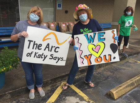 Arc of Katy Celebrates 30 Years with Re-Designed Programs