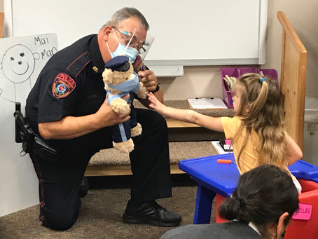 Katy ISD's Teddy Cops Program Engages Special Education Students, Hopes to Inspire Other Districts
