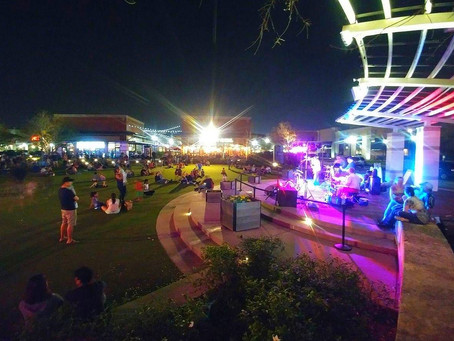 Katy's Central Green Park Celebrates 8 Years of Free Community Events
