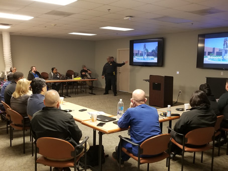 Harris County Constable's Office Opens Free Monthly Active Shooter Class