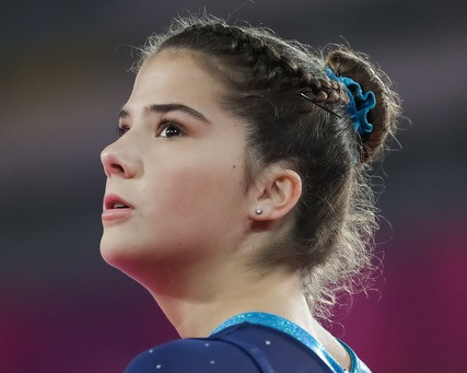 Cayman Islands First Olympic Gymnast is Katy Trained and Coached