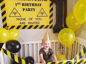 Katy Families Make Birthday Magic During Pandemic