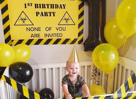 Katy Families Make Birthday Magic During Pandemic